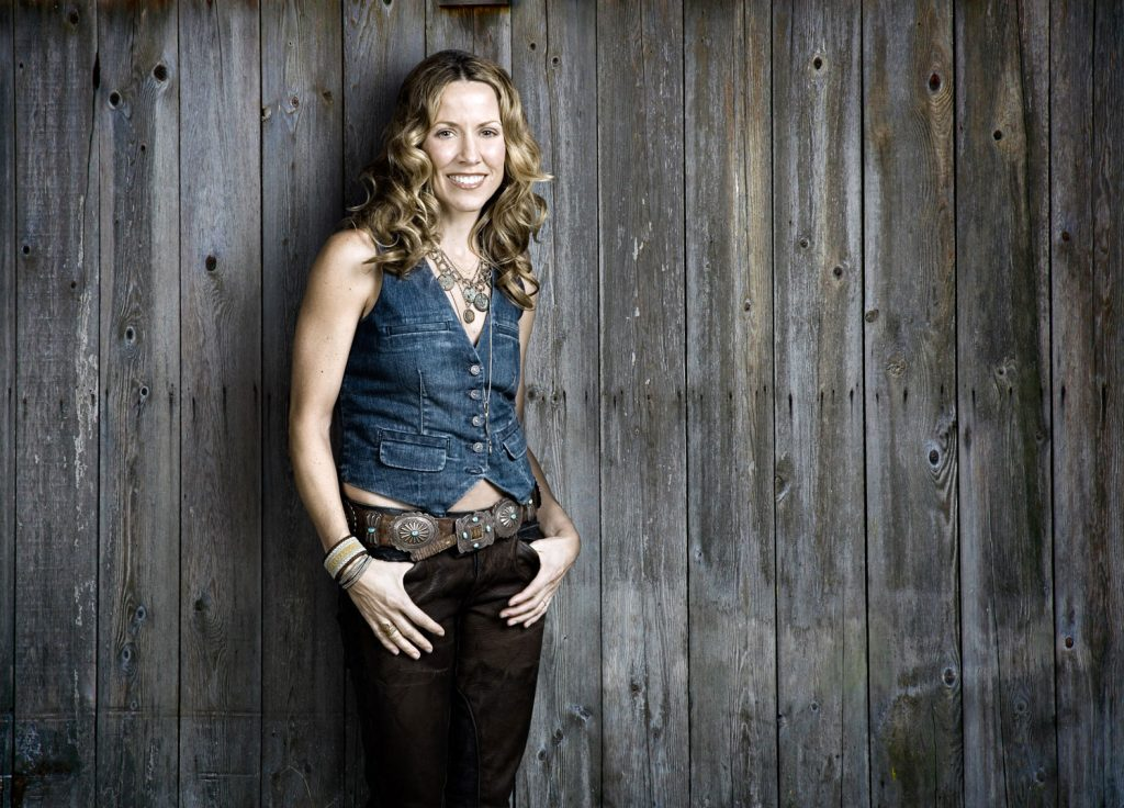 celebrity photo of sheryl crow