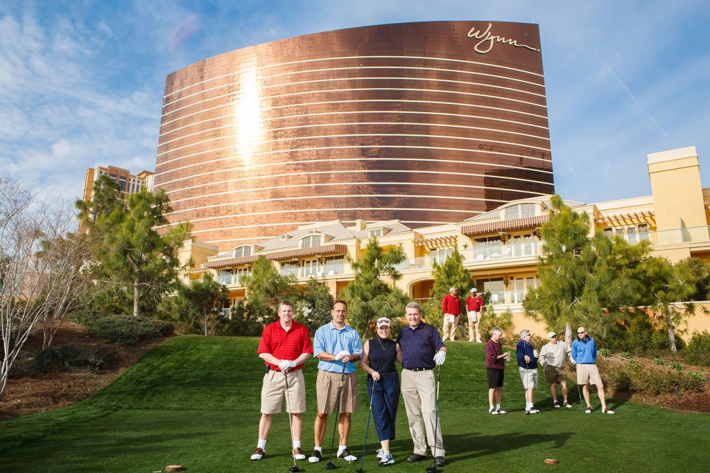 corporate outing photography in las vegas nv
