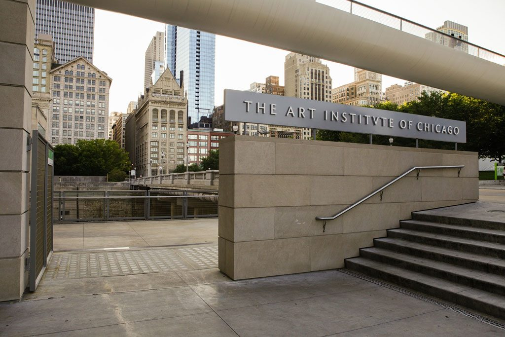 destination management photo at art institute of chicago