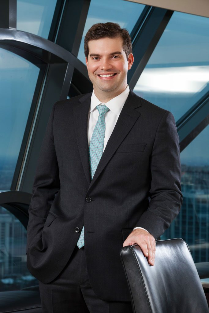 executive portrait photography for company website