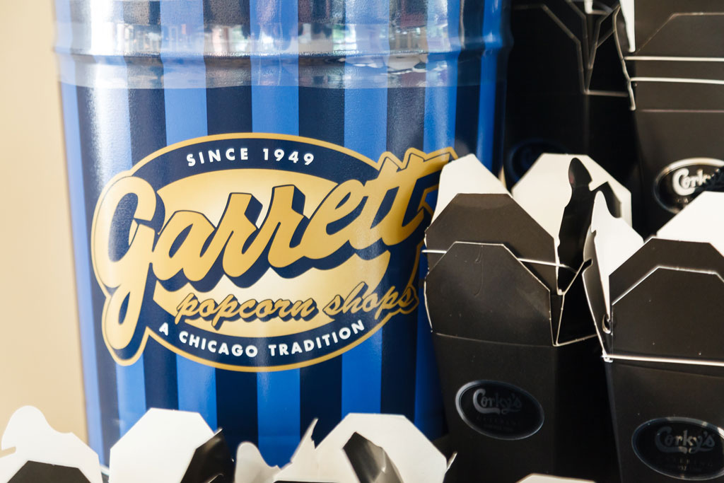 high quality company branding photography garrett popcorn