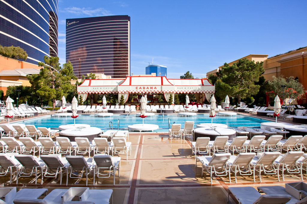 high quality hotel photography in las vegas