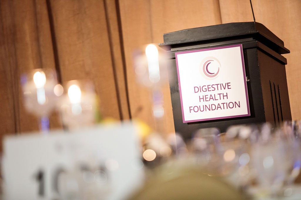 photography of digestive health foundation gala
