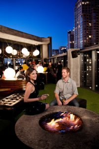 professional advertising photography of time out chicago event