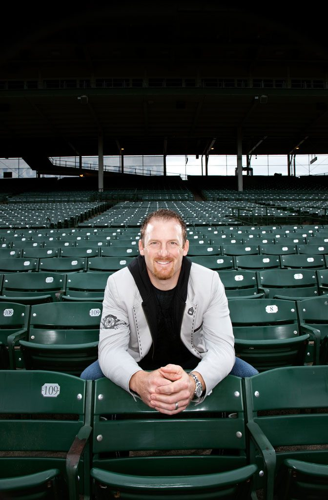 professional celebrity photograph of ryan dempster