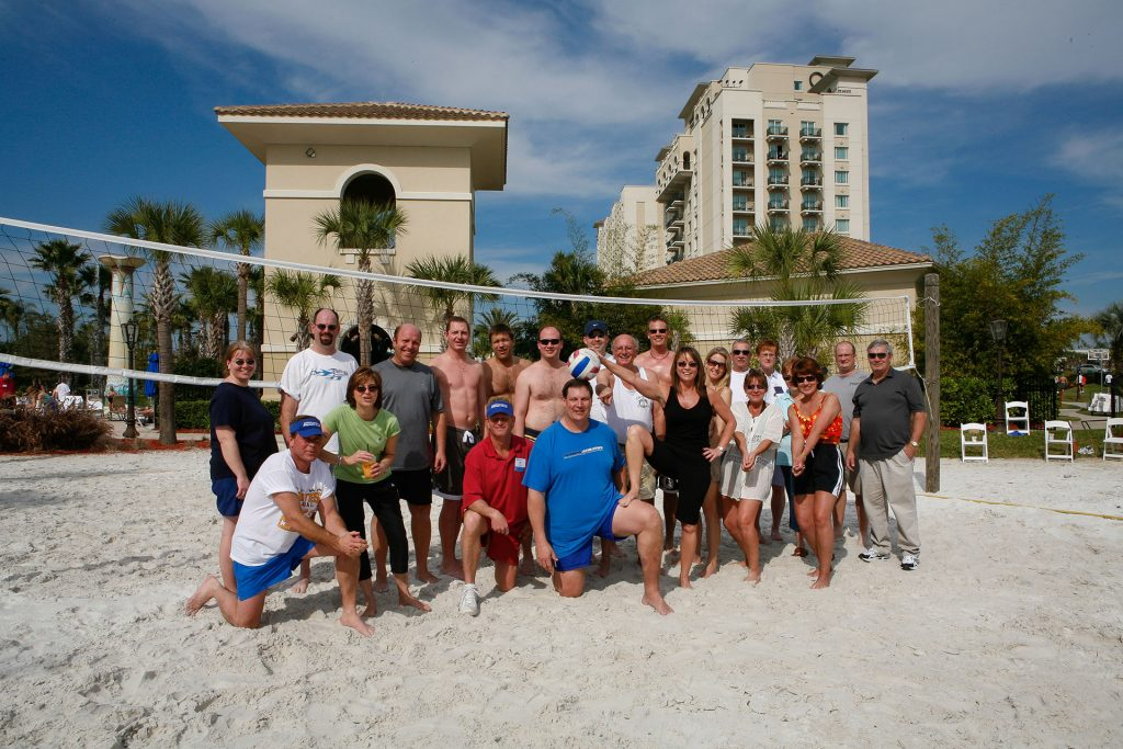 professional corporate outing photography