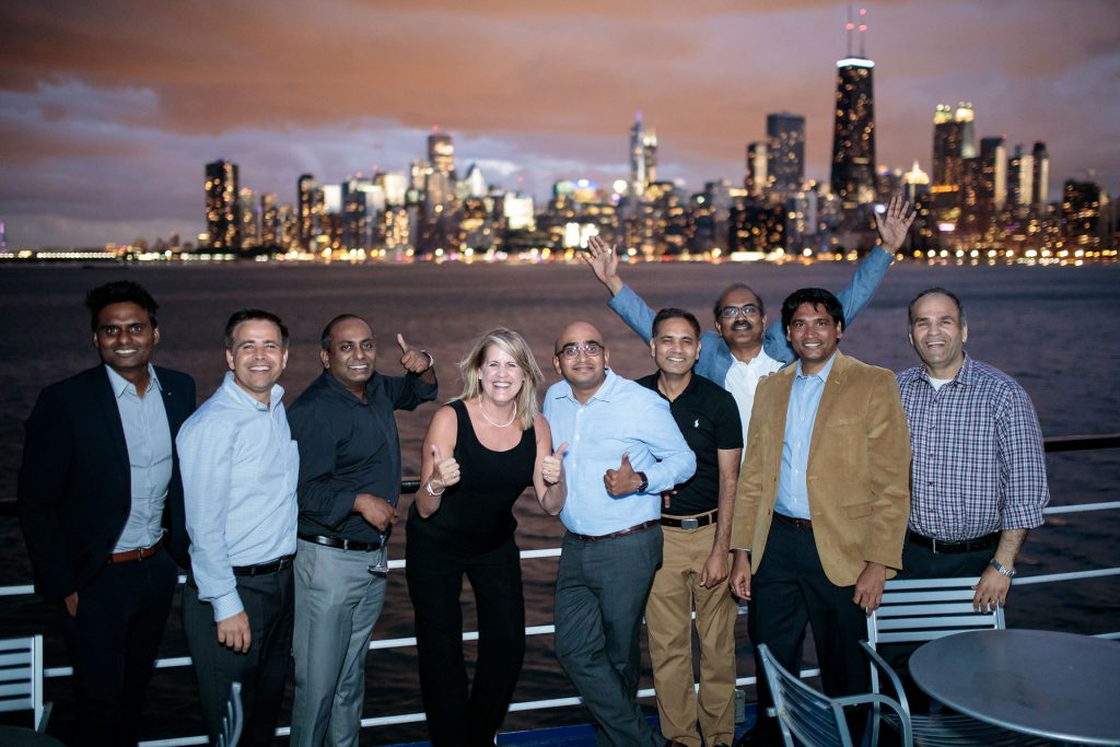 professional corporate outing photography in chicago