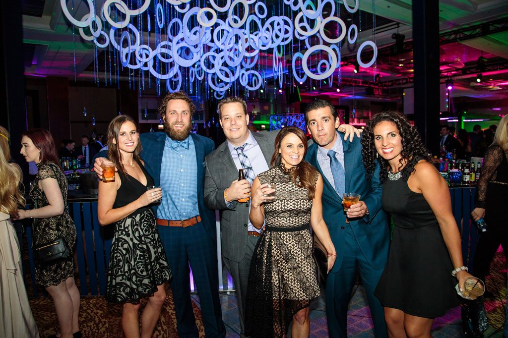 professional holiday party photographer chicago