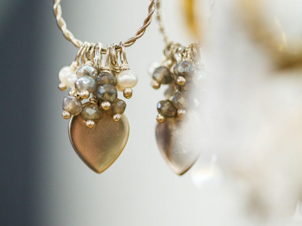 professional image of jewelry