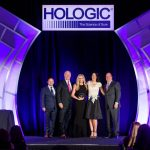 professional photo of hologic awards ceremony in chicago