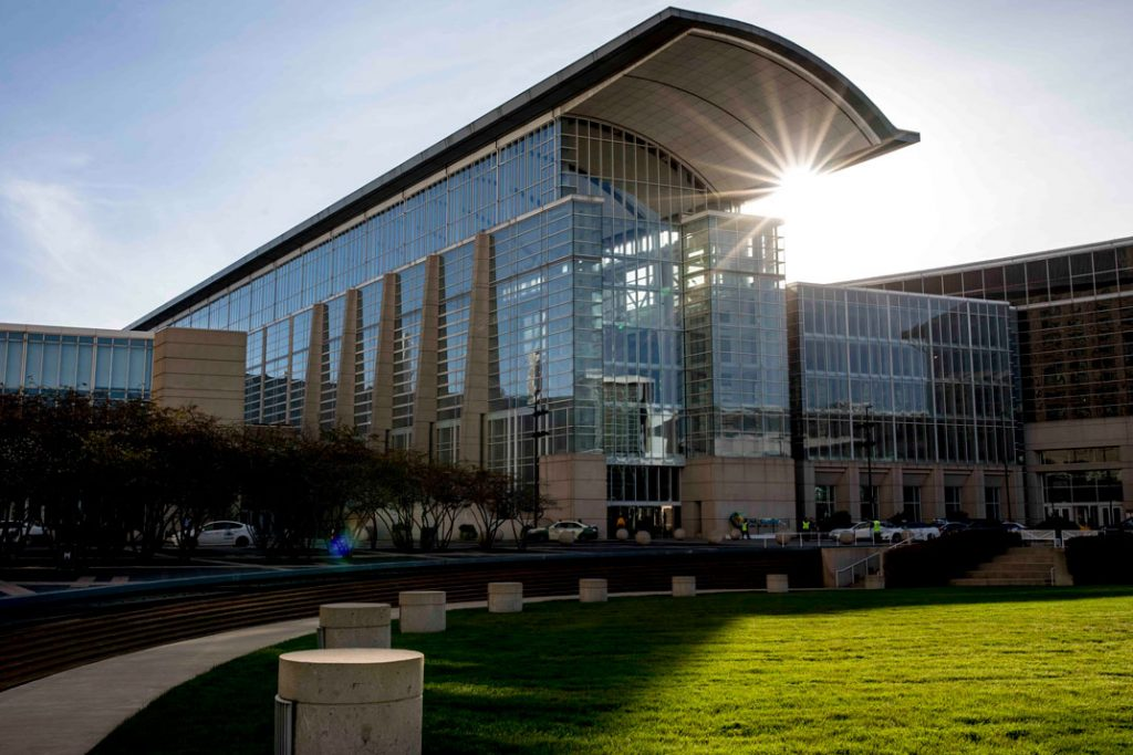 professional photography of mccormick place chicago il