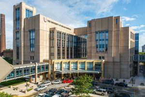 professional photography of university of chicago hospital
