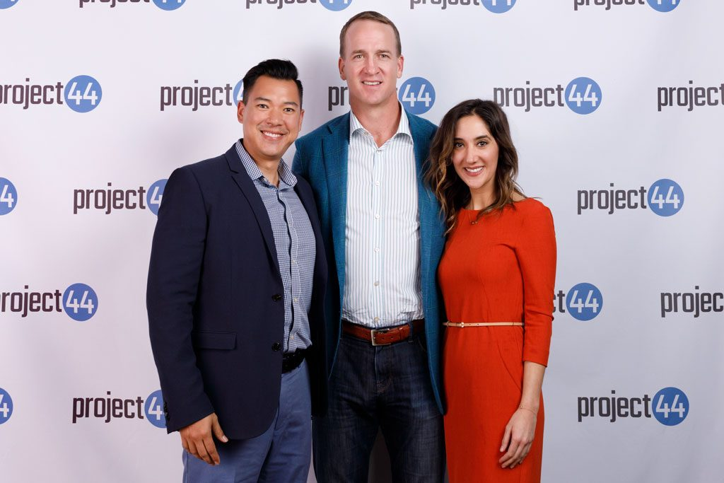 vip meet and greet photography peyton manning in chicago